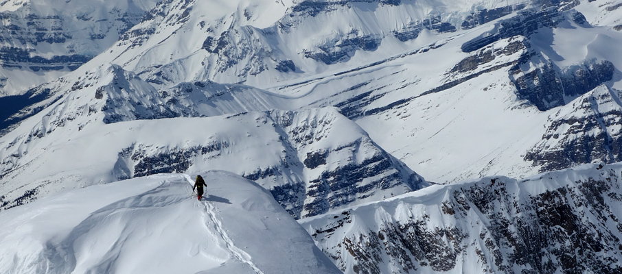 Will Traversing the Incredible Summit Ridge